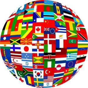 Flag world