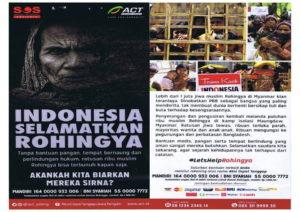 Leaflet Rohingya